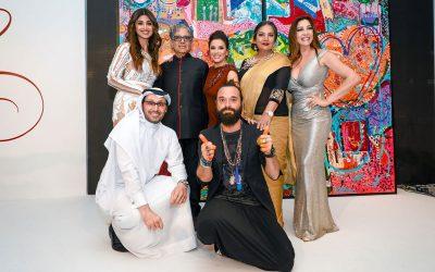 Maria Bravo celebra The Global Gift Gala Dubai junto a Eva Longoria Bastón, Deepak Chopra, Gary Dourdan, y Huda Kattan entre otros
