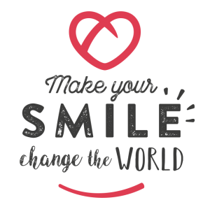 Make your Smile Change the World