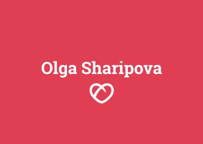 Tumor Operation for Olga Sharipova
