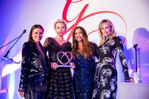 Maria Bravo Along with Eva Longoria and Melanie Griffith, Celebrated Last Night The 10th Anniversary of The Global Gift Gala London, Consecrated as One of The Most Important Philanthropic Events in Uk