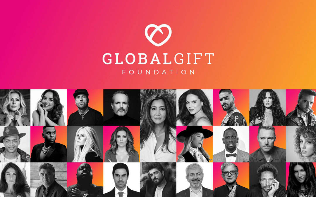 Más de 12 millones de personas vieron las 24 horas de transmisión en vivo de Global Gift Foundation y OHM Live.