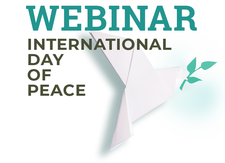 Webinar international day of peace