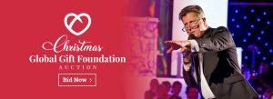 Christmas Global Gift Foundation Auction