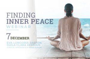 Webinar Finding Inner Peace