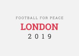 Football for Peace London 2019