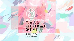 Inauguración Casa Global Gift - 1 Julio