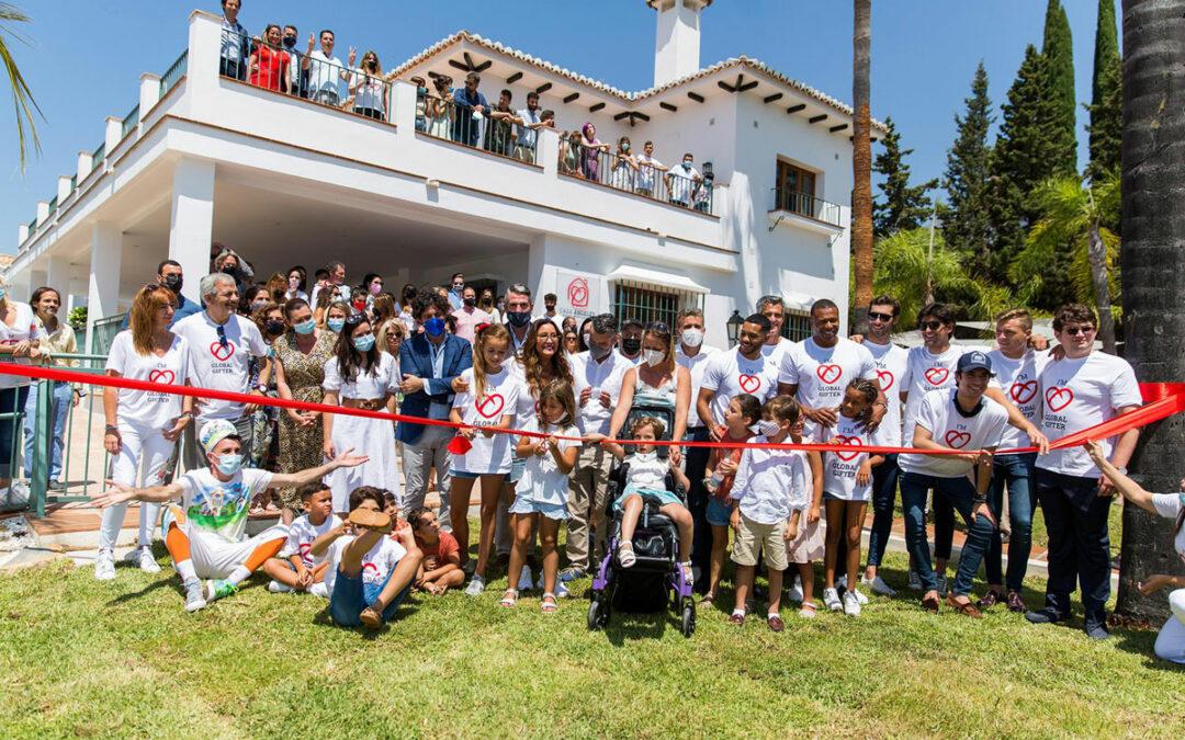 Nace Casa Ángeles, un lugar de esperanza para niños con necesidades especiales y sus familias en el corazón de Marbella