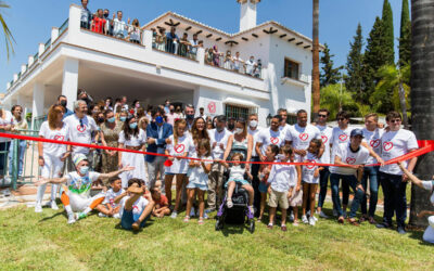 Casa Angeles is born, a place of hope for children with special needs and their families in the heart of Marbella